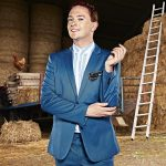 Celebs On The Farm Presenter Steven