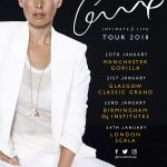 Louise Intimate And Live Tour 2018 Poster V3