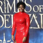 Clara Amfo Uk Premiere Fantastic Beasts The Crimes Of Grindelwald Cropped