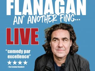 Micky Flanagan: An' Another Fing... Live