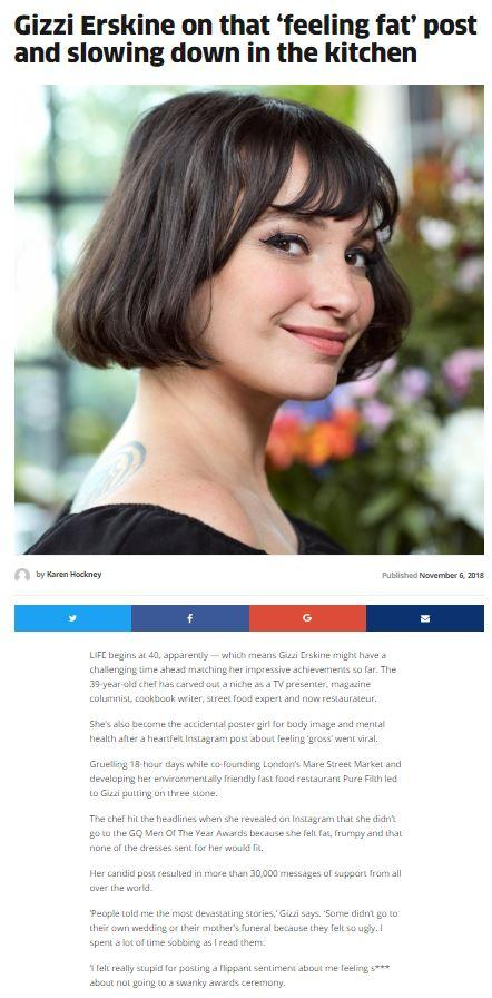 f92a3ab6283922 Gizzi Erskine Press | InterTalent Rights Group