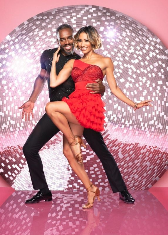 196d3f7e4b3a ... Strictly Come Dancing 2018 Couples Glam 2 ...