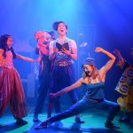 Sinbad The Sailor At Theatre Royal Stratford Marianna Neofitou Princess Gemma Salter Funky Julian Capolei Sinbad Gabby Wong Sinbadda And Ben Goffe Sultan Credit Sharron Wallace1 700X455
