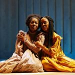 The Color Purple Tshan Williams Celie And Danielle Fiamanya Nettie Photography By Manuel Harlan1