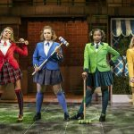 Heathers Musical Jodie Steele Carrie Hope Fletcher Tshan Williams Sophie Isaacs Pamela Raith