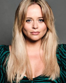Emily Atack | InterTalent Rights Group